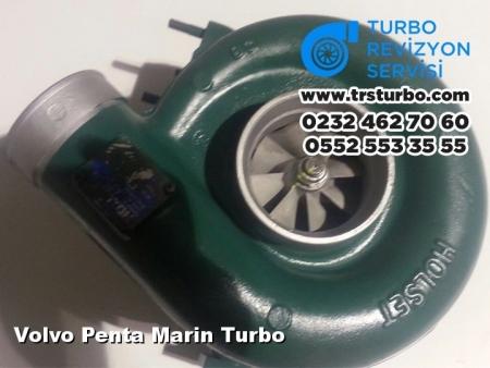 Volvo Penta Marin Turbo
