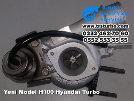 Yeni Model H100 Hyundai Turbo