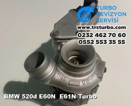 BMW 520d E60N  E61N Turbo